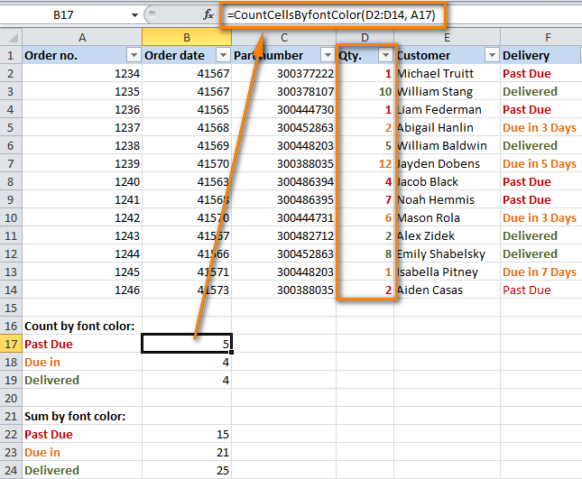 Automatically calculate formulas excel 2010 13