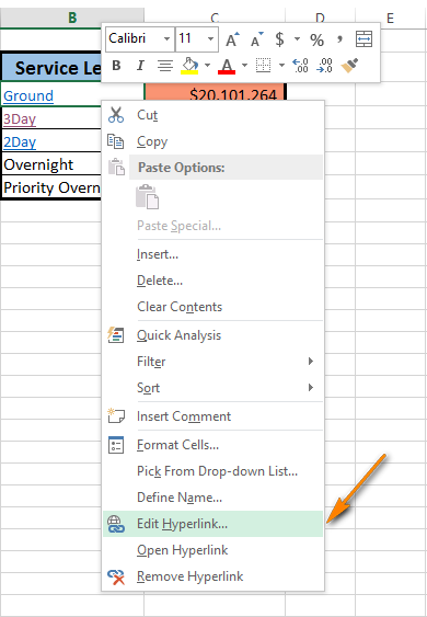 excel button to save as pdf and email