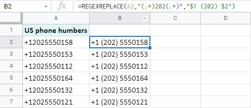 Add a character before and after a text string.