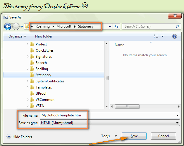 Create email templates in Outlook 2010, 2013 for new messages ...