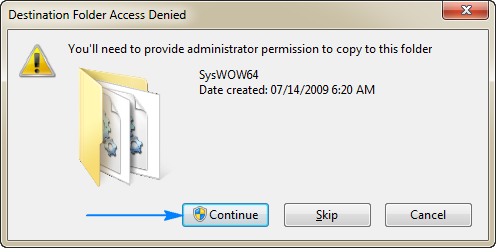 Extract mscomct2.ocx and copy it to the system folder.