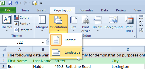 Excel worksheet tabs vertical orientation