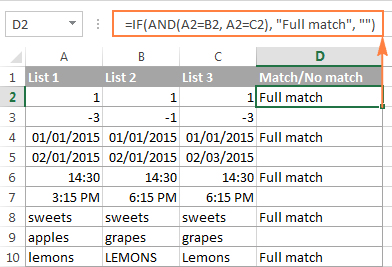 Finding rows that have the same values in all columns