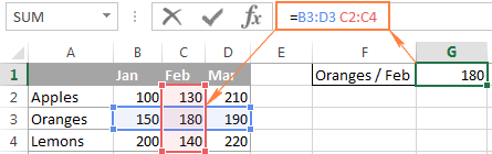 how to use and operator in excel