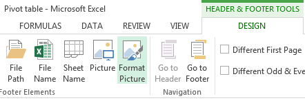 Click the icon to open the Format Picture dialog box