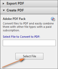 Exporting an Excel file to PDF using Adobe Reader