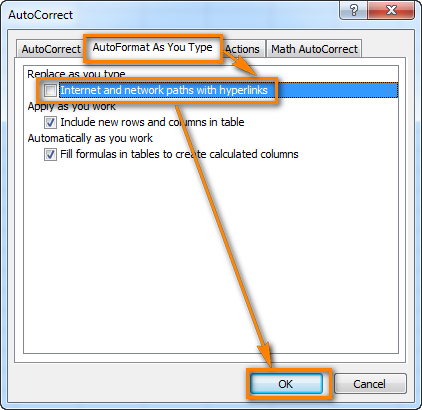 Disable auto calculate excel 2007