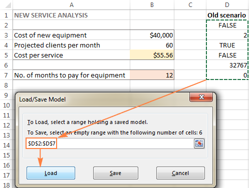 Excel Solver tutorial with step-by-step examples