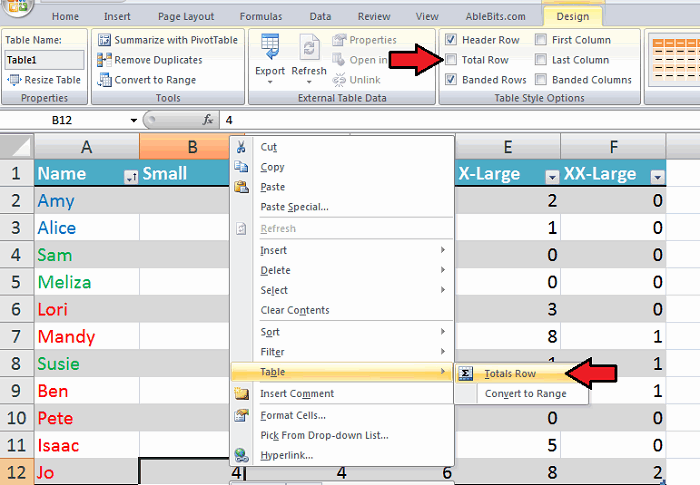 Excel Table Vs Excel Range Which Is Better