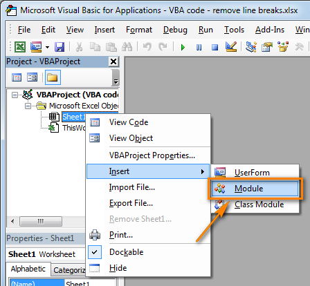 Insert and run VBA macros in Excel 2010, 2013 - step-by ...