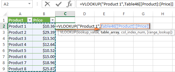 excel vlookup tutorial for beginners with formula examples
