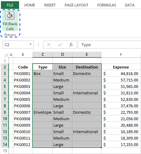 Install the add-in and find the Ablebits Utilities tab in the Excel window
