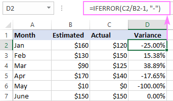 Writing a core formula that returns the desired result.