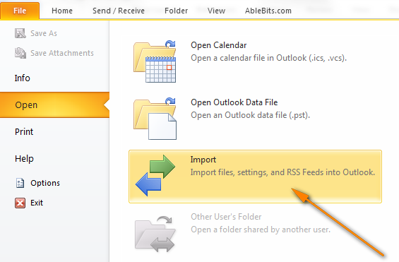 How to merge Outlook contacts and prevent duplicates in