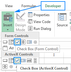 How To Add Copy And Delete Multiple Checkboxes In Excel