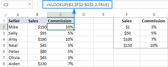 excel nested if statements