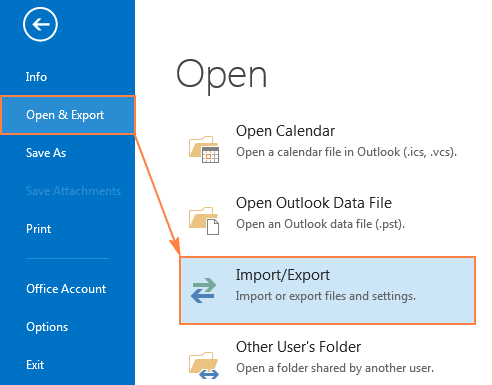 outlook 2016 force download all emails