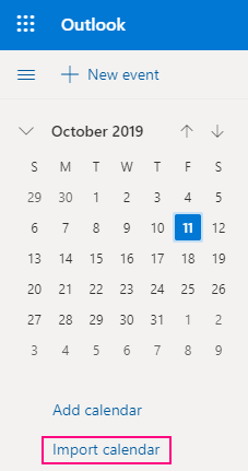 Opening a calendar of a coworker