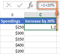 How to calculate percentage in Excel – percent formula examples