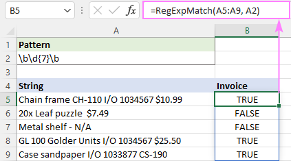 Regex to match number of specific length