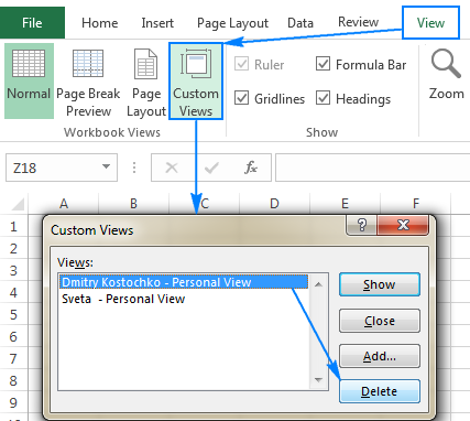 how to edit a read only file in excel 2010