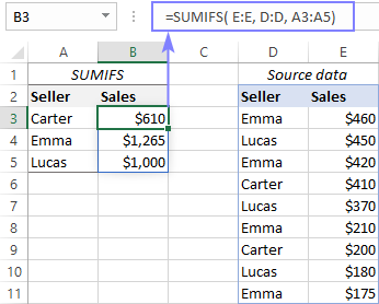 A #SPILL error with Excel SUMIF is fixed.