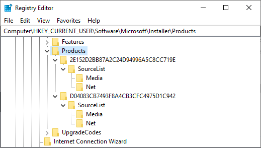 Open the folder.