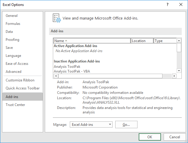 How to enable Ablebits in Microsoft Excel