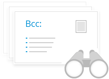 Silent BCC for Outlook