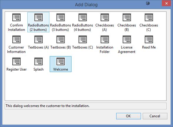 User Interface editor